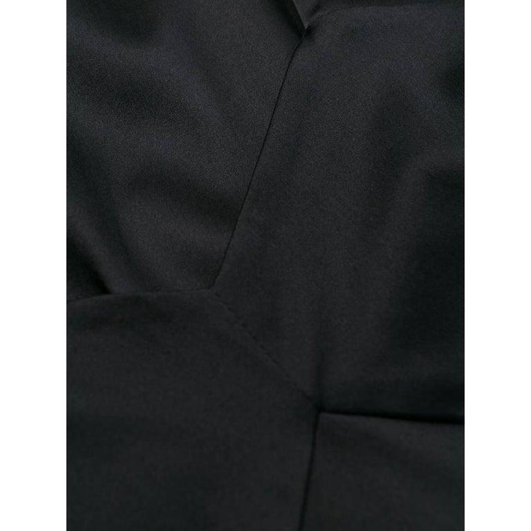 1990s Prada Black Short Dress For Sale 1