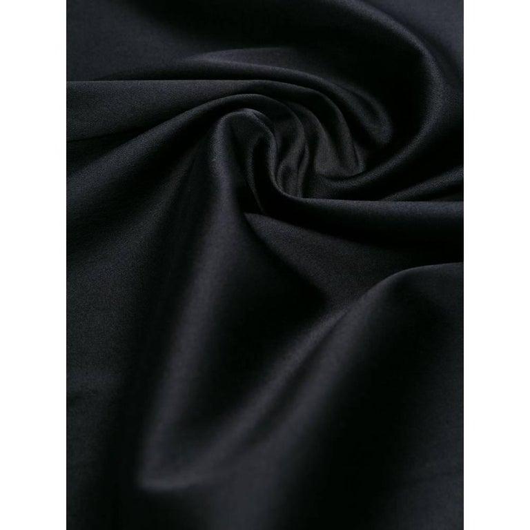 1990s Prada Black Short Dress For Sale 2