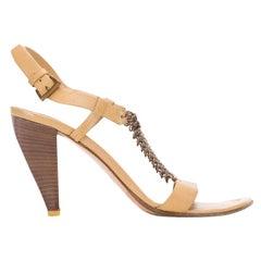 1990s Prada Heels Sandals