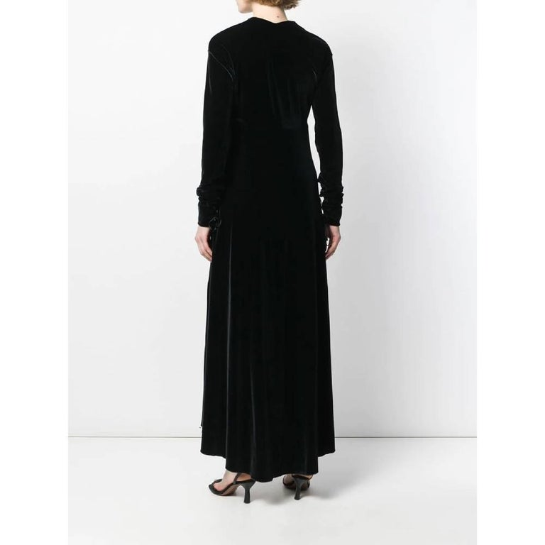 1990s Romeo Gigli Long Dress In Excellent Condition For Sale In Lugo (RA), IT