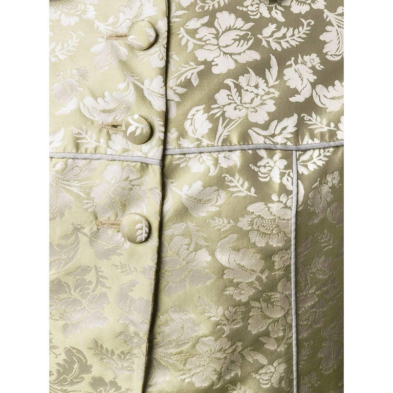 Women's 1990s Romeo Gigli Long Jacket For Sale