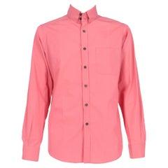 1990s Romeo Gigli Pink Shirt