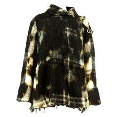1990s Thierry Mugler Asymmetric Jacket
