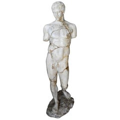1990s Top Quality Reproduction of Apollo Sculpture