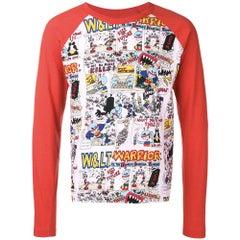 1990s Walter Van Beirendonck Long Sleeves T-shirt