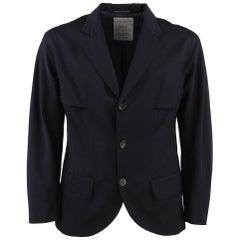 1990s Yohji Yamamoto Dark Blue Jacket