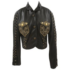 31df6cf46538d Vintage Gianni Versace Jackets - 122 For Sale at 1stdibs
