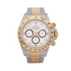 1994 Rolex Daytona Steel and Yellow Gold 16523 Wristwatch