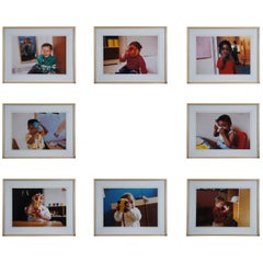 1995 Nancy Linn Early Child Photography Prints Toddlers Toys Art Exhibit 23