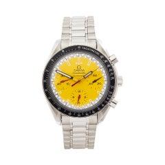 1995 Omega Speedmaster Stainless Steel 3510.12.00 Wristwatch