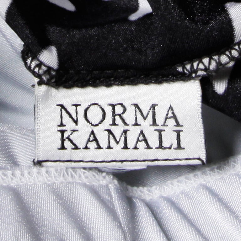 1996 Iconic OMO Norma Kamali Crop Top as Worn in the Movie Clueless For Sale 1