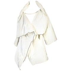 1999 Maison Martin Margiela Iconic Artisanal Duvet Coat