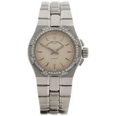 1999 Vacheron Constantin Overseas Stainless Steel 16550/423A-8492 Wristwatch
