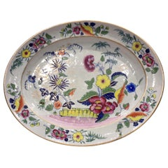 19th Century Chinese Export Porcelain Platter