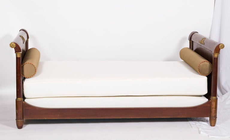 19c Empire Daybed For Sale 2