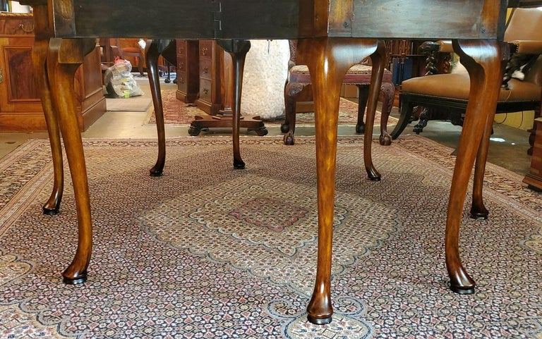 19th Century Irish Elm Wake Table, Outstanding For Sale 9