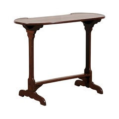 19th-20th Century French Kidney Side Table