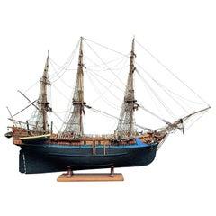 19th Century Boat Model