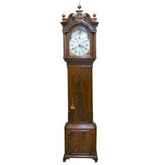 19th Century English Tall Case Clock