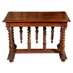 19TH C. Louis XIV Table