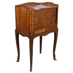 19th c. Louis XV Style Rosewood Side Table