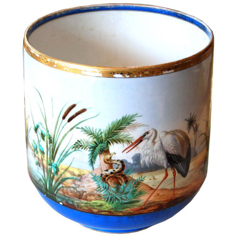 19th c. Paris Porcelain Bowl
