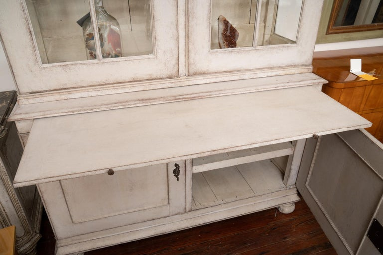 19th Century Swedish Display Cabinet For Sale 1