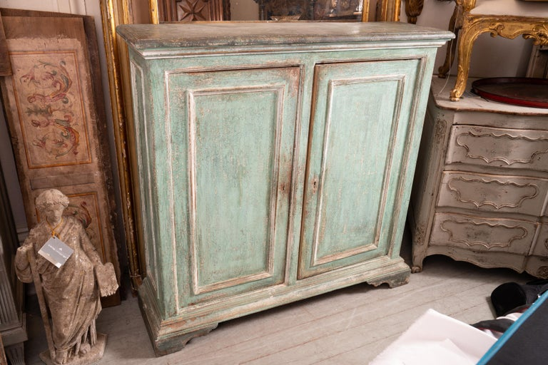 Italian 19th Century Tuscan Painted Buffet For Sale