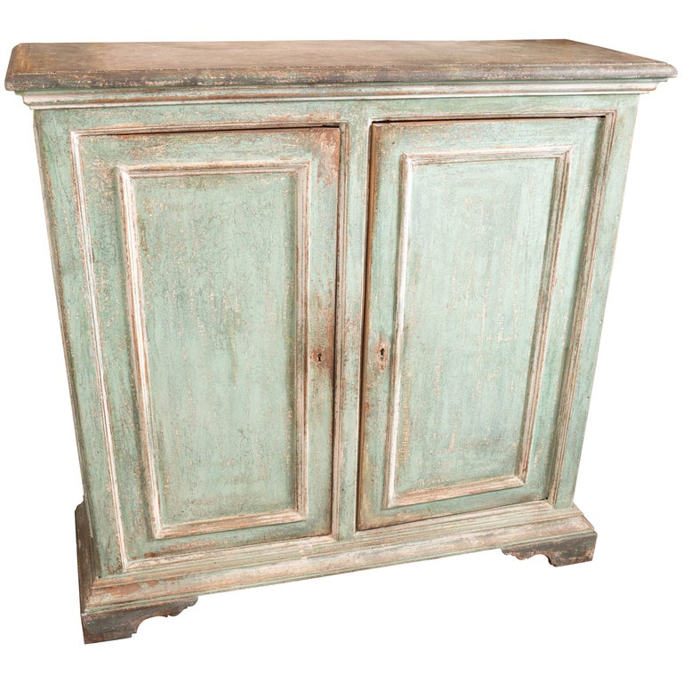19th Century Tuscan Painted Buffet For Sale
