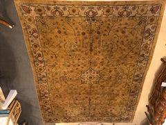 19th Century / 1920s Peking Chinese Carpet / Rug. Room Sized