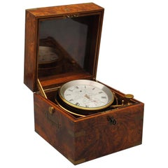 19th Century 8 Day Marine Chronometer by Frodsham and Keen
