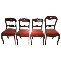 19th Century African American/Early Texan Parlor Chairs
