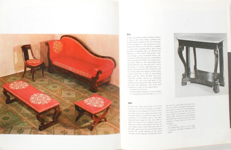 19th Century America Furniture and Other Decorative Arts by Marvin D. Schwartz For Sale 6