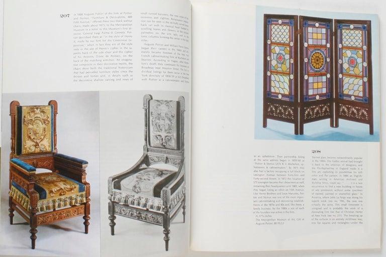 Late 20th Century 19th Century America Furniture and Other Decorative Arts by Marvin D. Schwartz For Sale