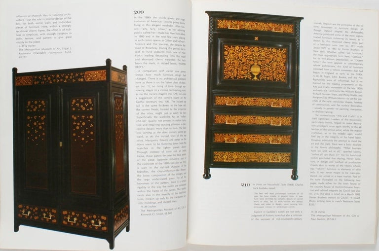 Paper 19th Century America Furniture and Other Decorative Arts by Marvin D. Schwartz For Sale