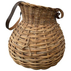 "19th Century American ""Picker"" Basket"