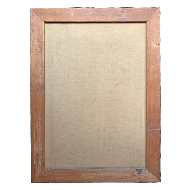 19th Century American Trompe l'Oeil Hunt Painting  For Sale 3