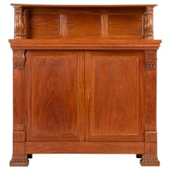 19th Century Anglo-Indian Cabinet
