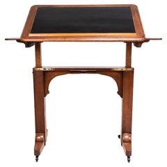 19th Century Antique Architects Metamorphic Writing Desk