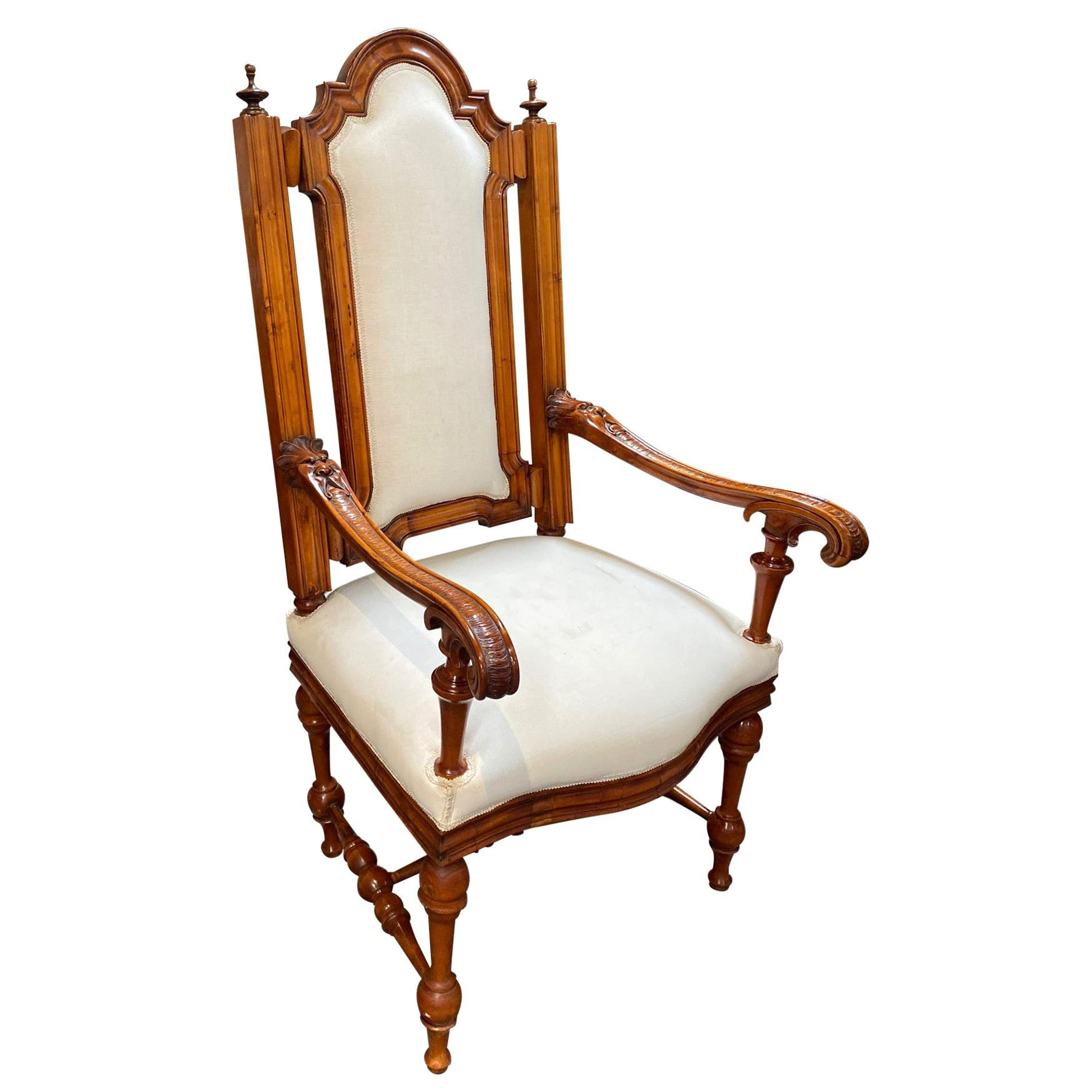 19th Century Antique French Chair