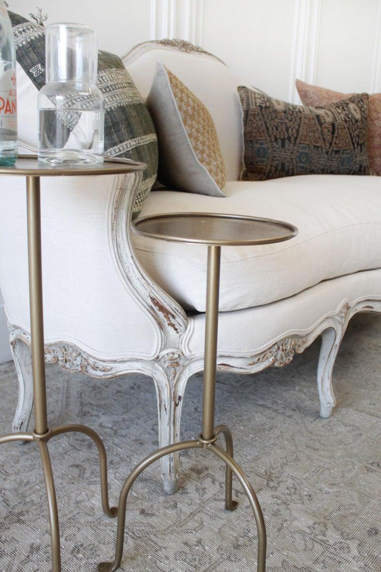 19th Century Antique French Louis XV Style Sofa 8