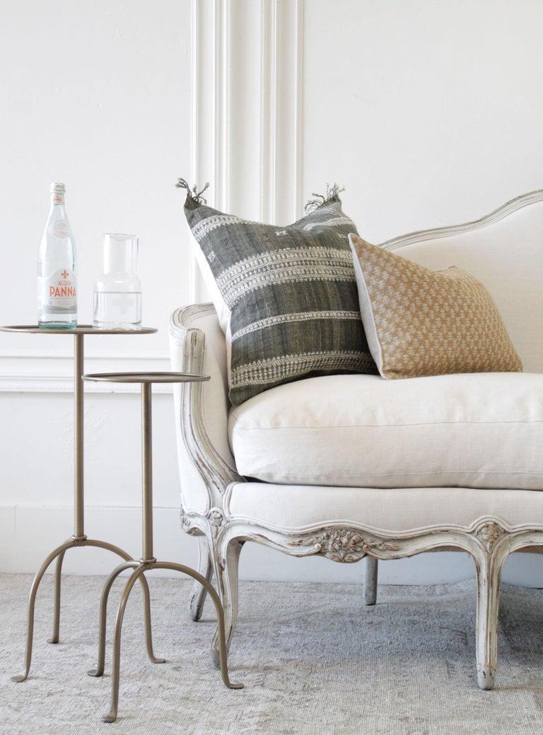 19th Century Antique French Louis XV Style Sofa 9
