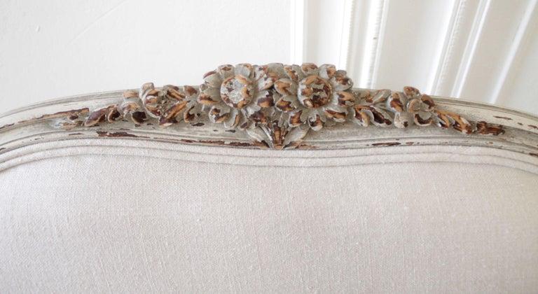 19th Century Antique French Louis XV Style Sofa 1