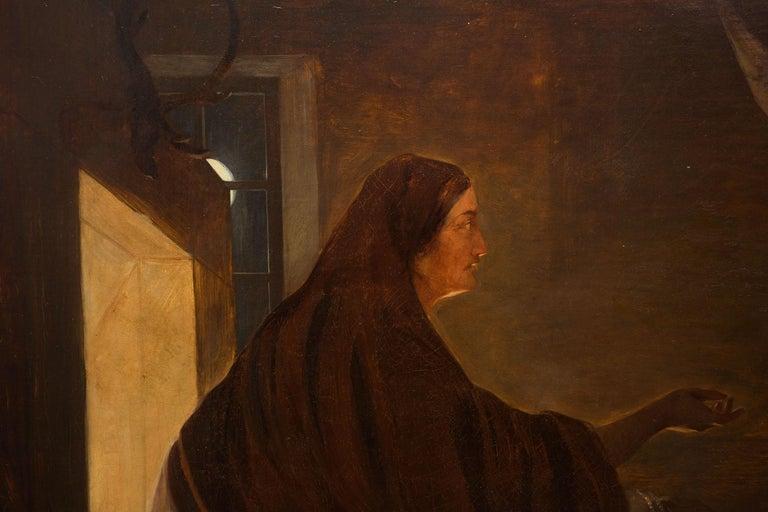 19th Century Antique Painting