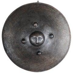 19th Century Antique Persian Battle Shield
