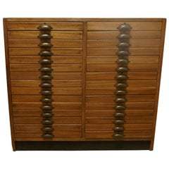 19th Century Architect's Filing Drawers
