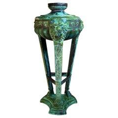 19th Century Architectural Bronze Element
