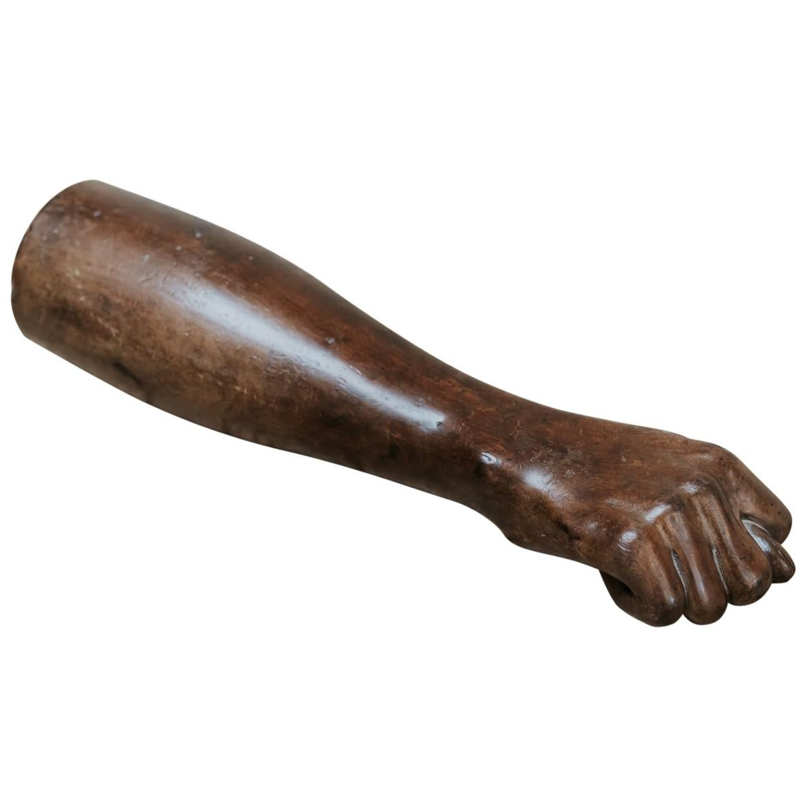 19th Century Arm and Hand