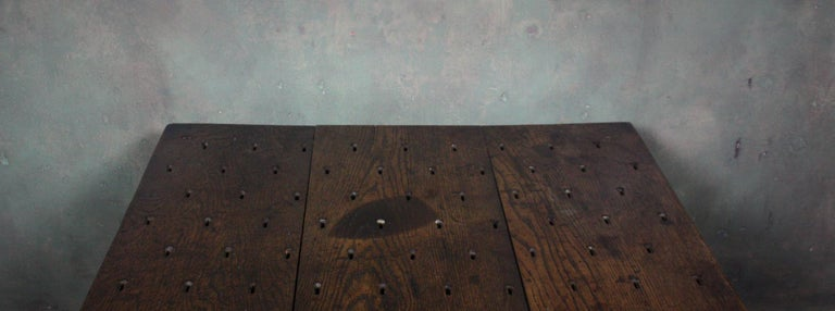 Late 19th Century 19th Century Arnold & Son Veterinary Operation Key Table