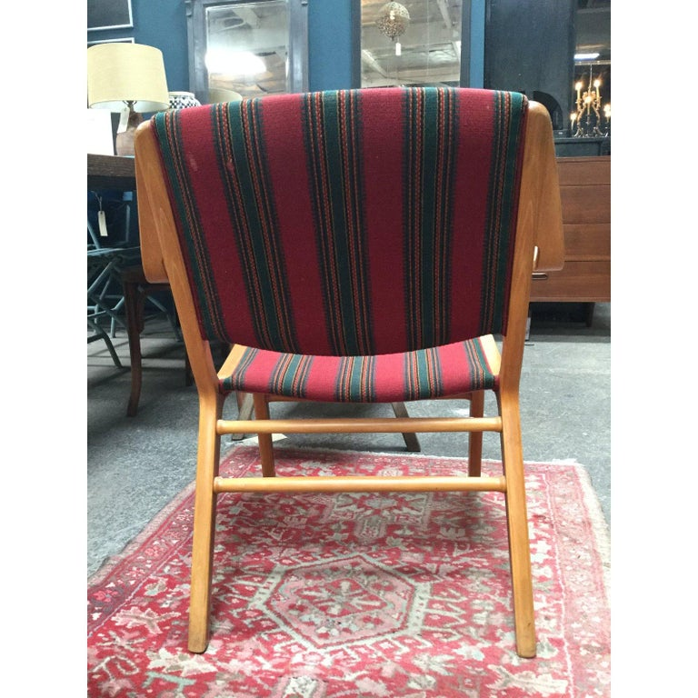 19th Century Art Deco Armchair In Good Condition For Sale In Los Angeles, CA